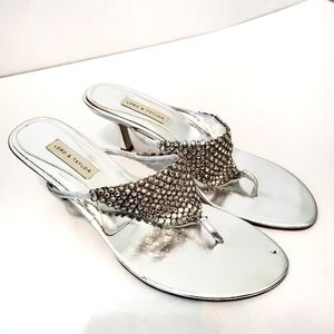 Lord and Taylor sandal heels